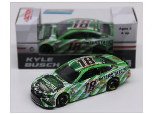 kyle busch 2018 interstate batteries 1/64 diecast
