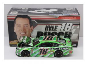 kyle busch 2018 interstate batteries 1/24 diecast