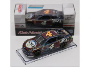 kevin harvick 2018 busch beer flannel 1/64 diecast