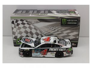 kevin harvick 2018 phoenix raced version win 1/24 diecast