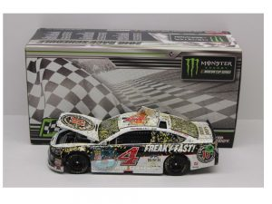 KEVIN HARVICK 2018 JIMMY JOHNS LAS VEGAS RACED VERSION WIN 1/24 DIECAST