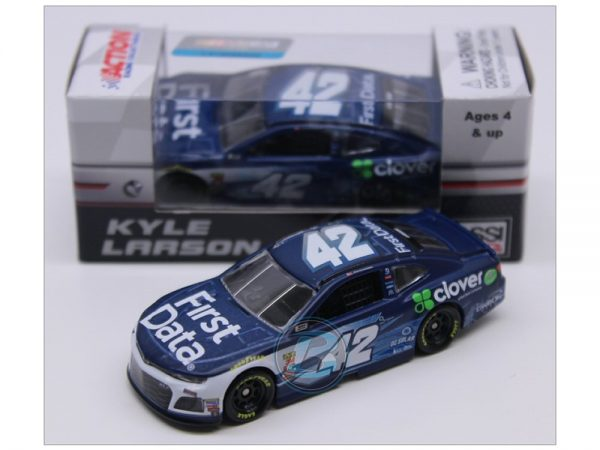kyle larson 2018 fist data 1/64 diecast