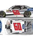 ty majeski 2018 ford mustang diecast