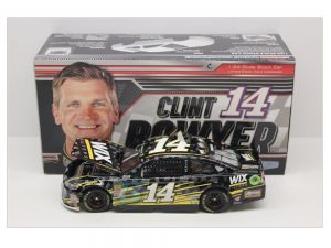 CLINT BOWYER 2018 WIX FILTERS 1/24 DIECAST