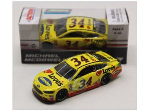MICHAEL MCDOWELL 2018 LOVES TRAVEL STOPS 1/64 DIECAST