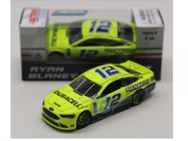RYAN BLANEY 2018 MENARDS DARLINGTON THROBACK 1/64 DIECAST