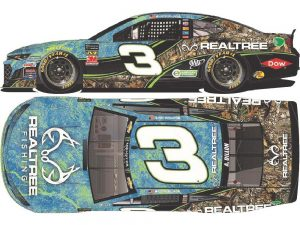 austin dillon 2018 realtree diecast car
