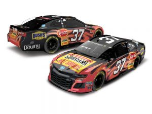 chris buescher Louisiana hot suce diecast car