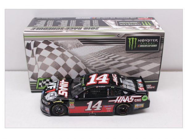 clint bowyer 2018 michigan win raced version 1/24 diecast