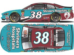 david ragan 2018 shriners hospitals for kids diecast
