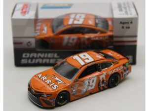 daniel suarez 2018arris ruckus wireless 1/64 diecast