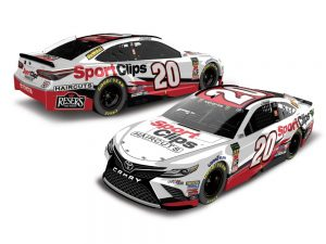 erik jones 2018 sports clips diecast car
