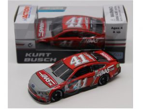 kurt busch 2018 haas darlington throwback 1/64 diecast