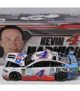 evin harvick 2018 mobil busch beer 1/24 diecast