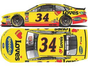 michael mcdowell 2018 loves diecast car