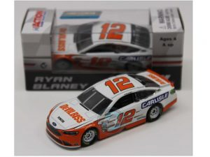 ryan blaney 2018 devilbiss carlisle 1/64 diecast