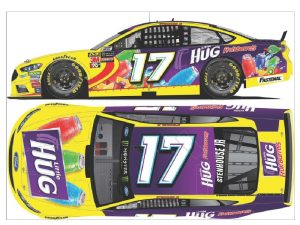 ricky stenhouse jr 2018 little hug diecast