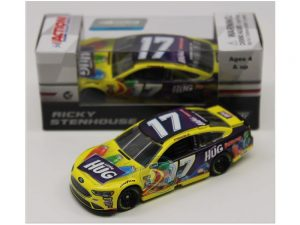 ricky stenhouse jr 2018 little hug 1/64 diecast