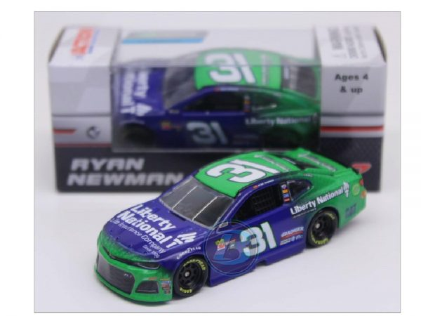 ryan newman 2018 liberty university 1/64 diecast