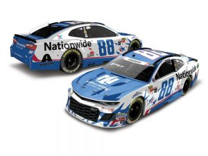 alex bowman 2018 nationwide patriotic diecast car