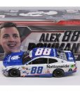 alex bowman 2018 nationwide patriotic 1/24 diecast