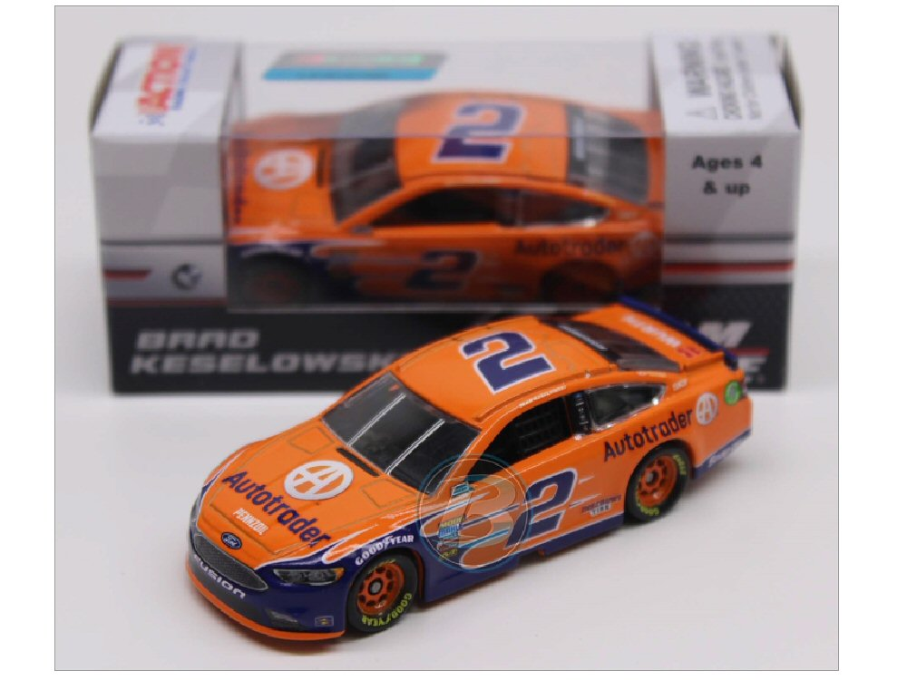 bk-18-autotrader-164p - At The Track Racing Collectibles