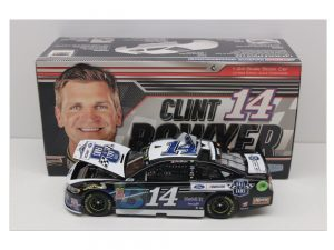 clint bowyer 2018 hall of fame fans 1/24 diecast