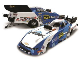 john force 2018 bosselman boss shop funny car diecast