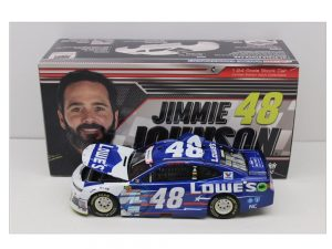 jimmie johnson 2018 lowes patriotic 1/24 diecast