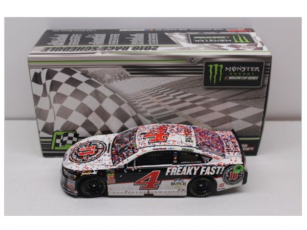 kevin harvick 2018 jimmy johns dover raced version 1/24 diecast