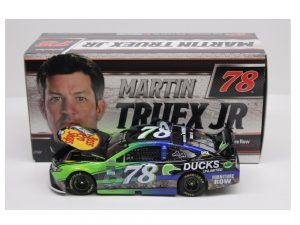 martin truex jr 2017 bass pro shops duecks nlimited 1/24 diecast