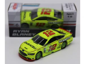 ryan blaney 2018 duracell/menards 1/64 diecast