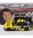 william byron 2018 hertz 1/24 diecast