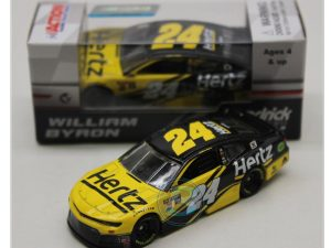 willaim byron 2018 hertz 1/64 diecast