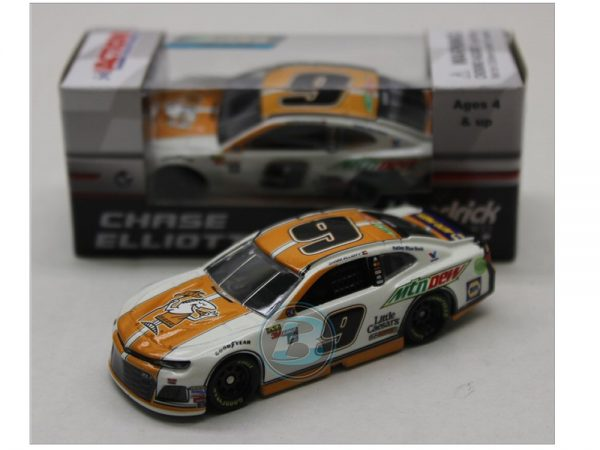 chase elliott 2018 mountain dew little ceasars 1/64 diecast