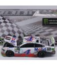 kevin harvick 2017 mobil 1 1/24 texas won raced version diecast
