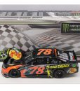 martin truex jr 2018 bass pro shops pocono win raced version 1/24 diecast