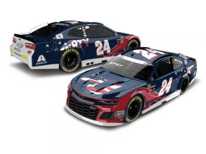 william byron 2018 liberty university patriotic diecasr