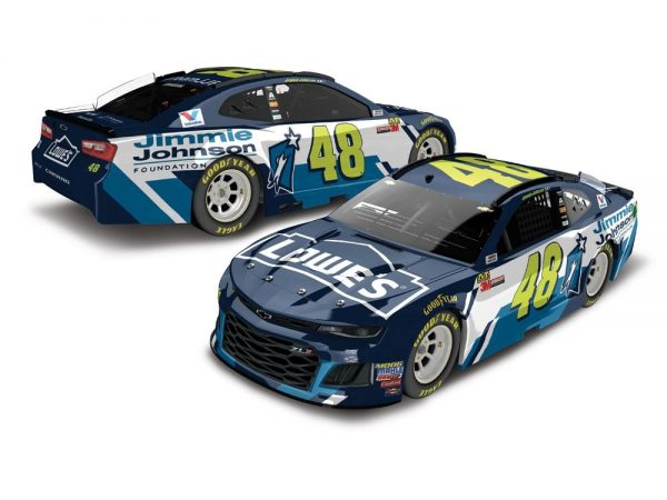 jimmie johnson 2018 jimmie johnson foundation diecast