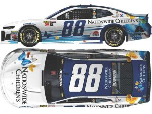 alex bowman 2018 nationwide shildrens hospital diecast
