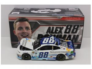 alex bowman 2018 nationwide childrens hospital 1/24 diecast