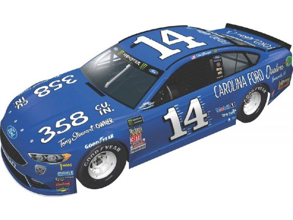 clint bowyer 2018 ford motor company Darlington throwback diecast
