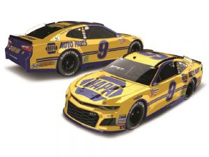 chase elliott 2018 napa darlington throwback diecast
