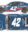 kyle larson 2018 credit one bank stripes diecast