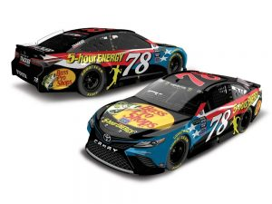 martin truex jr 2018 5 hour energy patriotic diecast