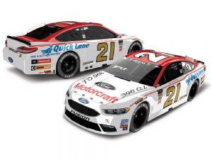 paul menard 2018 motorcraft darlington throwback diecast