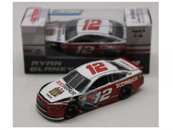 ryan blaney 2018 body armour 1/64 diecast