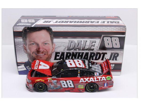 dale earnhardt 2017 homestead final ride raced version 1/24 diecast