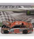 erik jones 2018 daytona win raced version 1/24 diecast