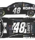 jimmie johnson 2018 kobalt darlington throwback diecast